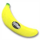 Stressball shaped banana  Banana