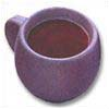 coffee cup shape stressballs  Coffeecup