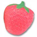 Stressball shaped strawberry  Strawberry